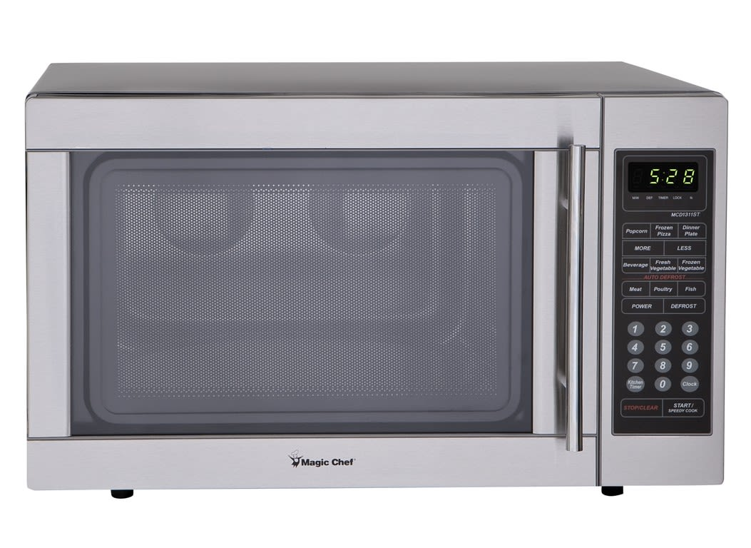 Best Countertop Microwave Consumer Reports Magic Chef Mcd1311st Microwave Oven Consumer Reports
