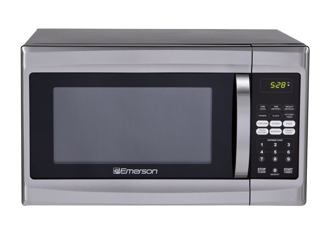 Best Countertop Microwave Consumer Reports Emerson Mw1337sb Microwave Oven Reviews Consumer Reports