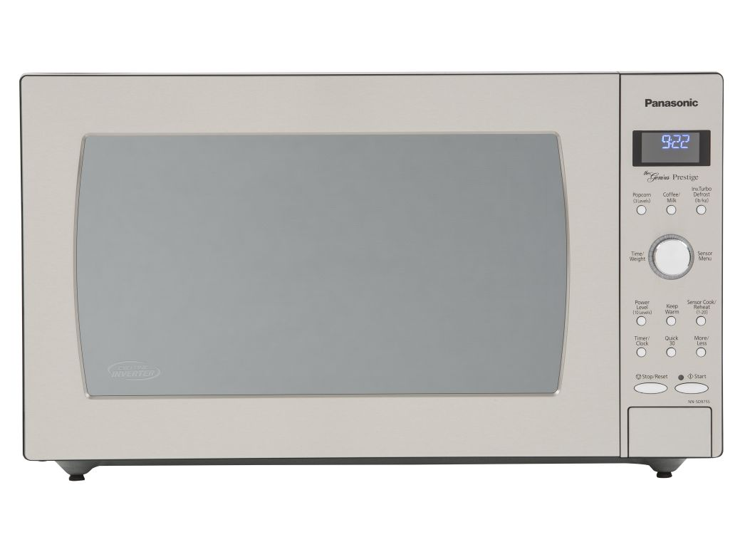 Best Countertop Microwave Consumer Reports Panasonic Nn Sd975s Microwave Oven Reviews Consumer Reports