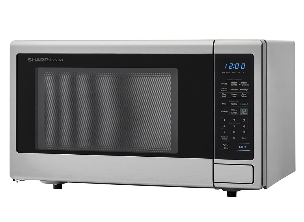 Best Countertop Microwave Consumer Reports Sharp Smc1842cs Microwave Oven Consumer Reports