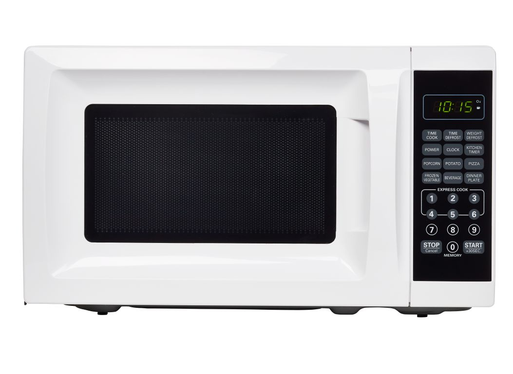 Walmart Countertop Microwave Mainstays Walmart Em720cga W Microwave Oven Consumer
