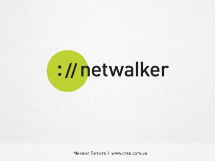 Логотип «Netwalker»