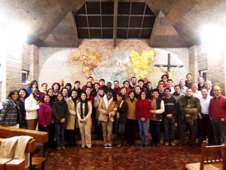 Formacion de misioneros para el mundo