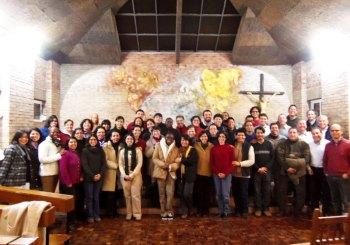 Formación de misioneros para el mundo
