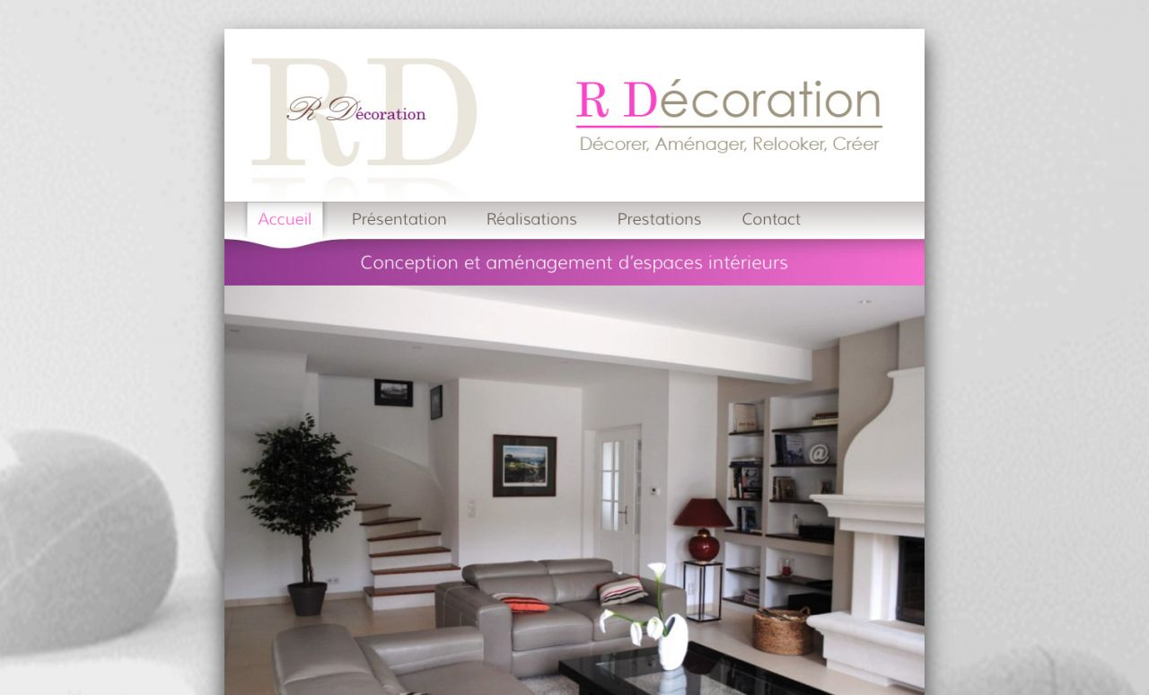 Creation Decoration Interieur Crea64 Création De Sites Internet Site Internet Site