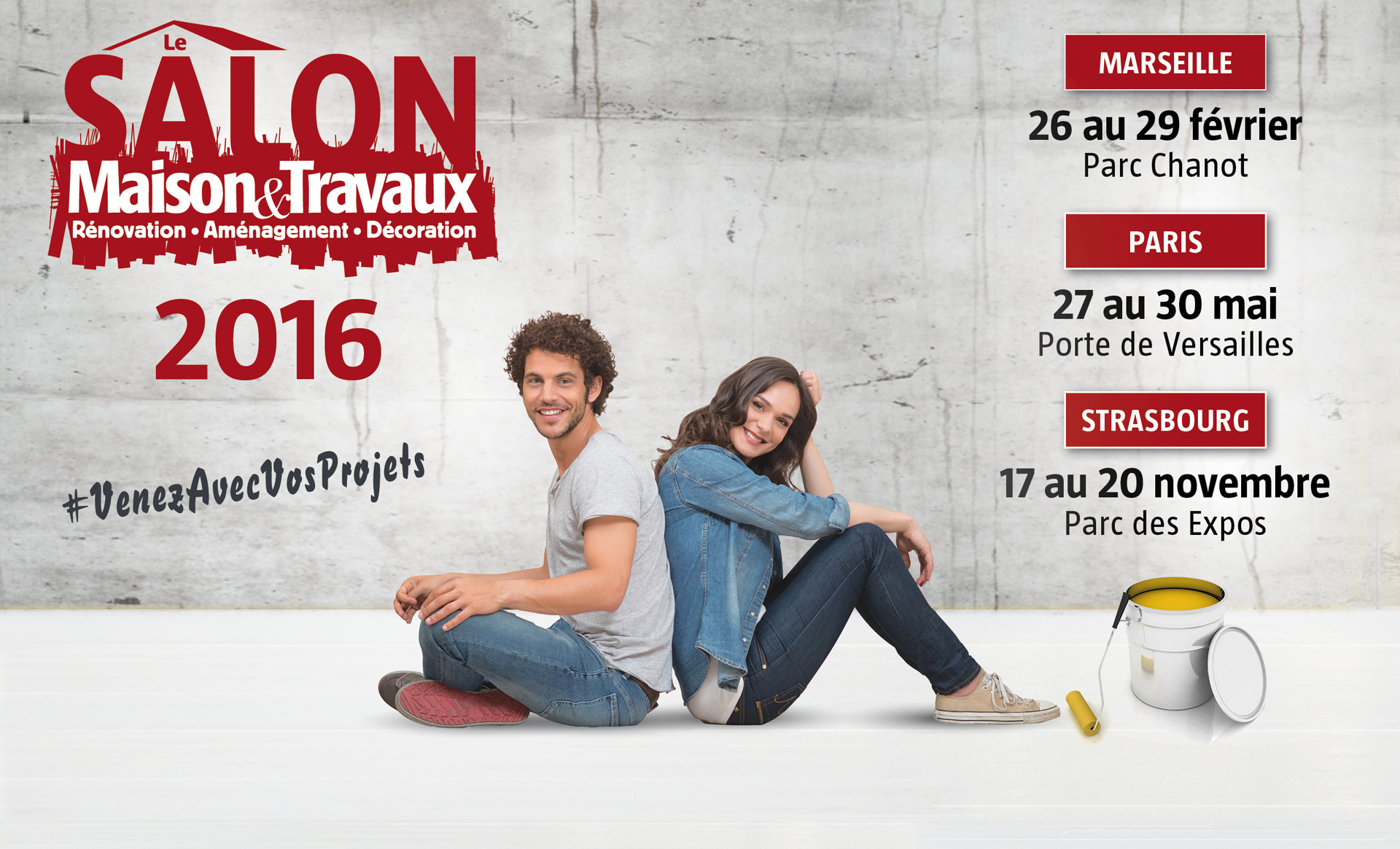 Salon Maison Et Travaux Le Salon Maison And Travaux édition 2016