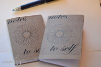 Notebook Cover Using Silhouette kraft paper & Free Cut ...