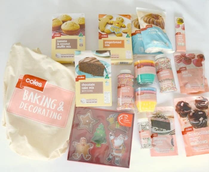 Christmas Tree Cupcakes And An Opportunity To Review Coles