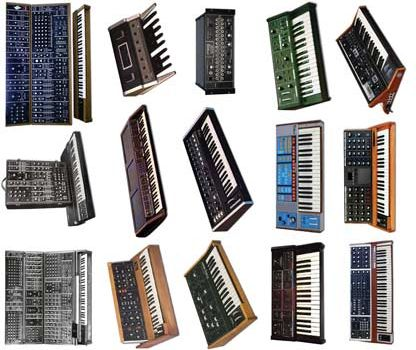 IK Moog sample library