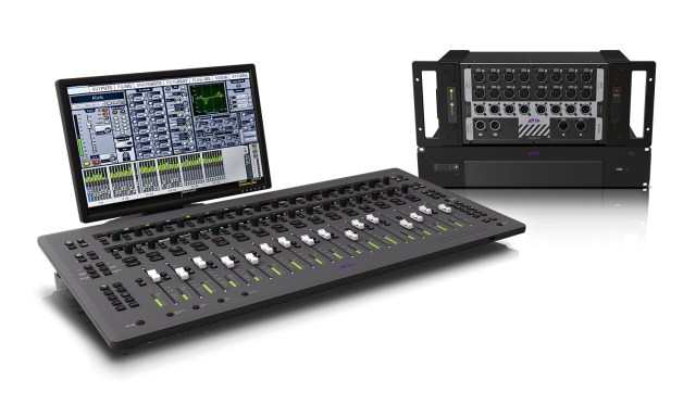 The S3L hardware - Avid's latest play for a hit in the pro audio world. Product images courtesy Avid.