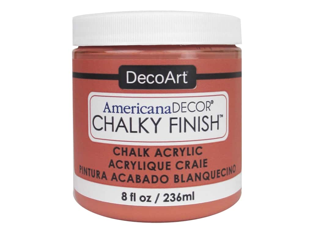 Americana Decor Chalky Finish Decoart Americana Decor Chalky Finish 8 Oz Cherish 1
