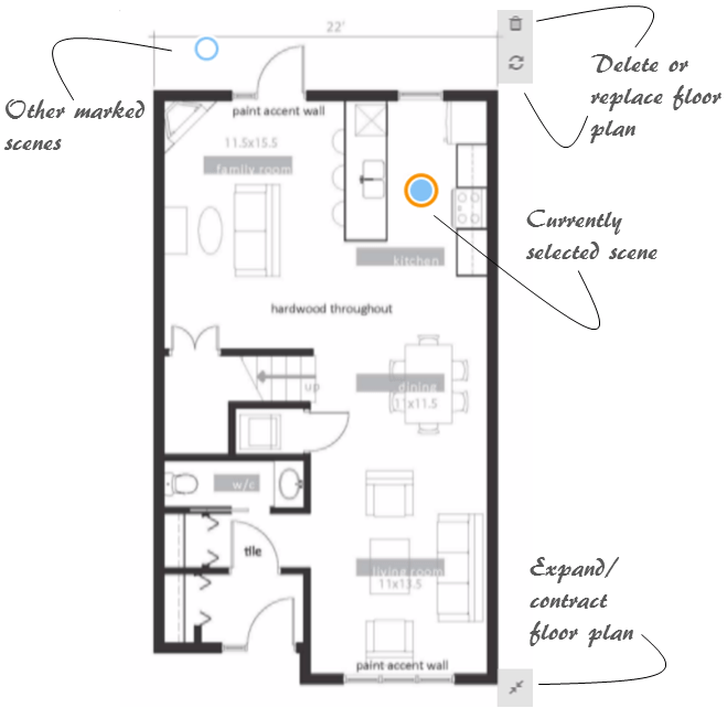 How to add a floor plan to your holo Edit floor plans online