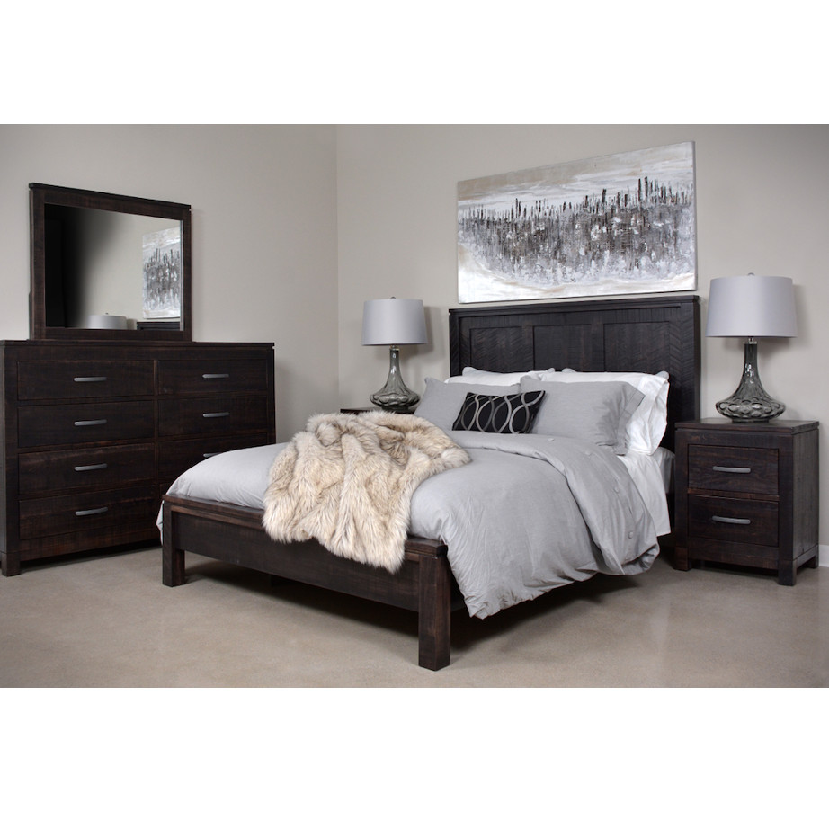 Canada Bed Lexington Bed Home Envy Furnishings Solid Wood Furniture Store