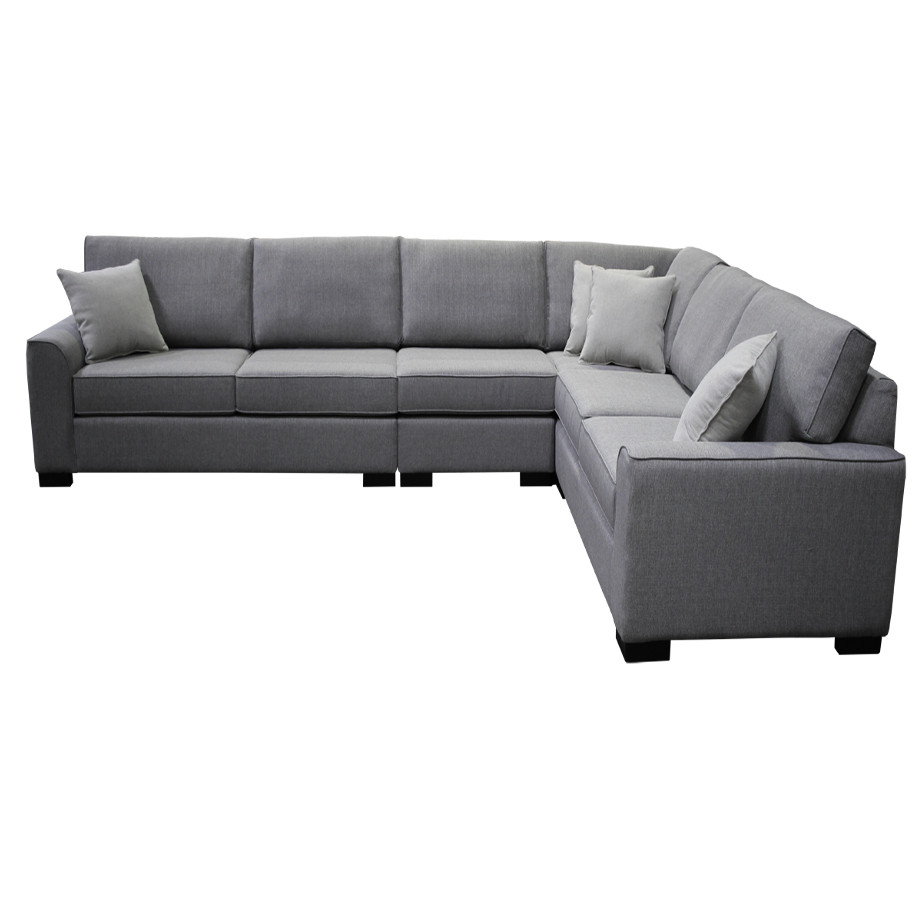 Fabric Sectional Sofas Canada Moberly Sectional Home Envy Furnishings Canadian Made Upholstery