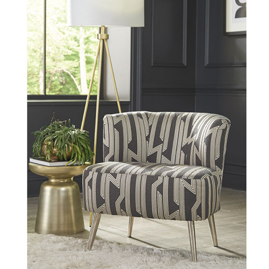 Fresno Chair Modern Small Scale Accent Chair I Home Envy