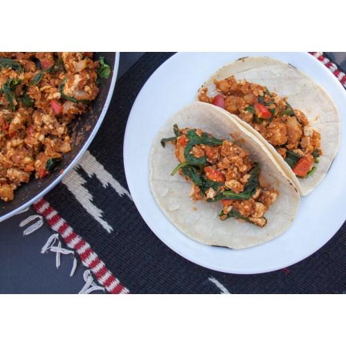 Medium Crop Of Breakfast Tacos Recipe