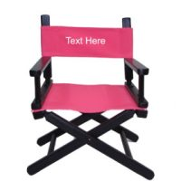 Custom Embroidered Directors Chairs. embroidered directors ...