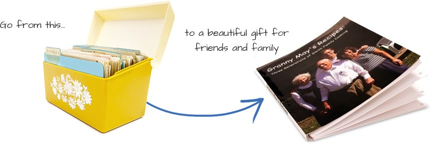 Make Your Own Cookbook - CreateMyCookbook