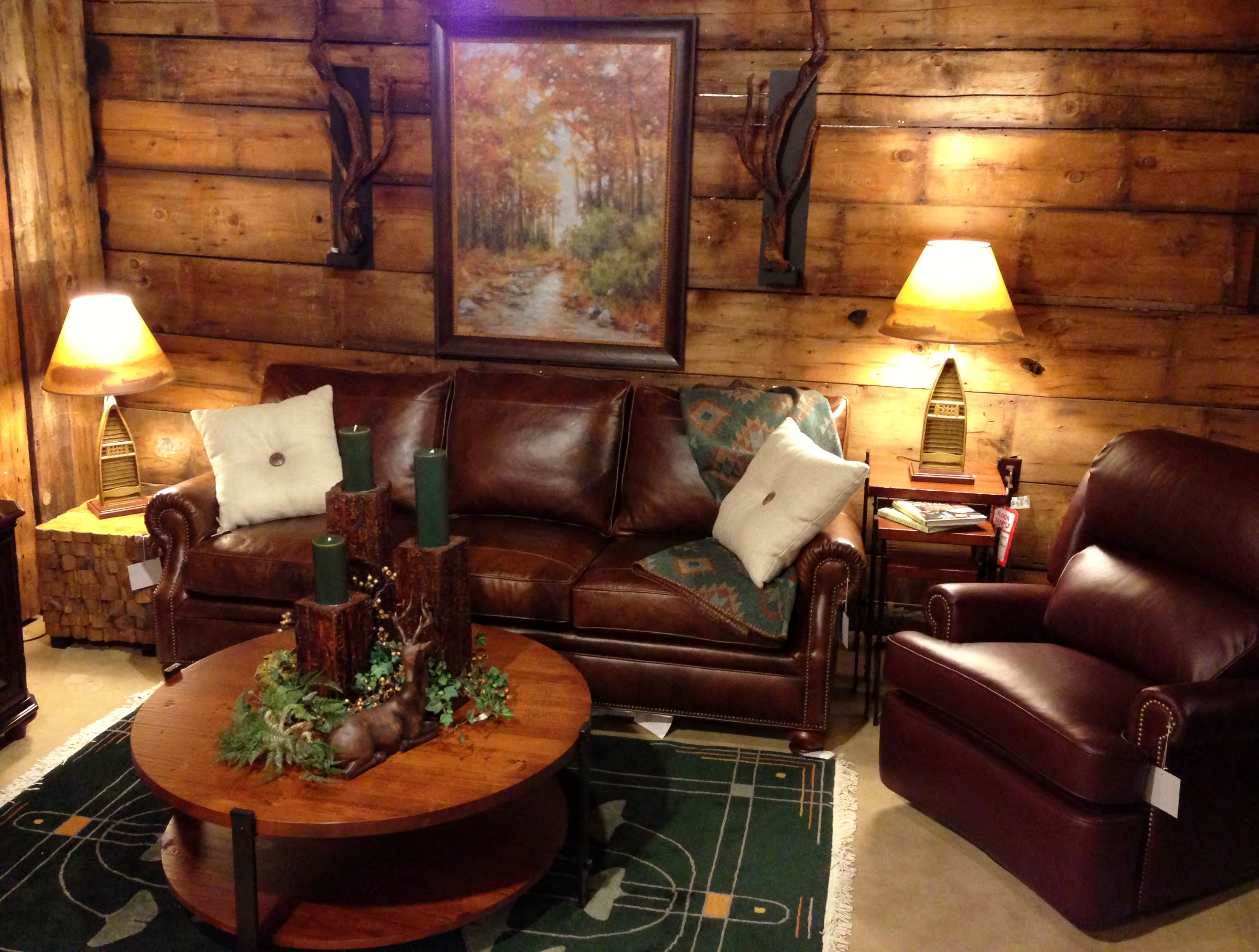 Rustic Interior Design Ideas Living Room Which Living Room Is Right For You Create The Look