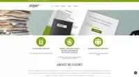 Web Design for Accountant Website   Creatica Studio