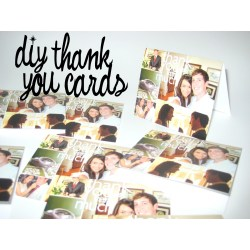 Small Crop Of Diy Thank You Cards