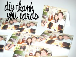 Small Of Diy Thank You Cards