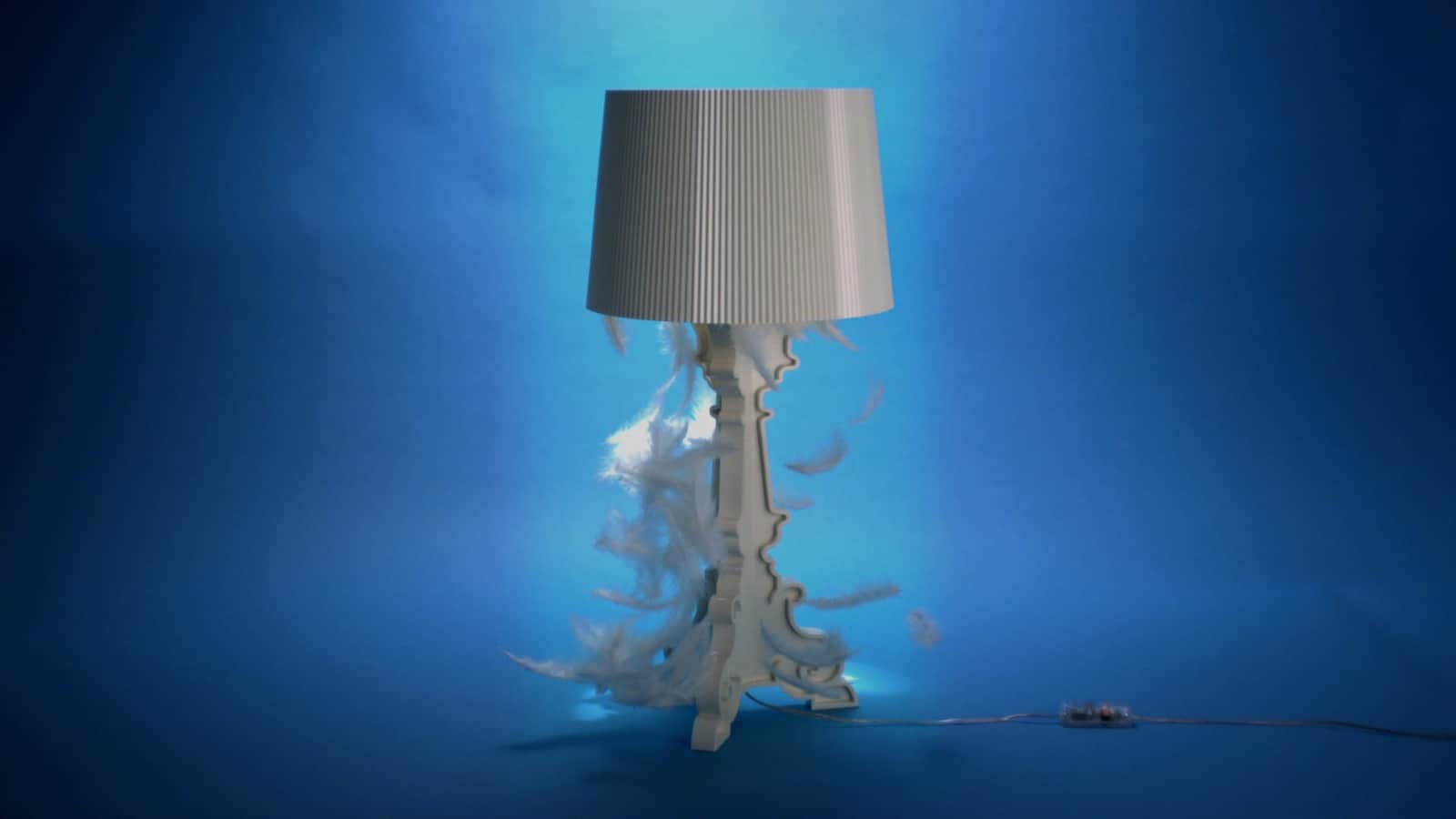 Lampe Kartell Take Interesting Cool Perfect La Lampe Bourgie Par Kartell With