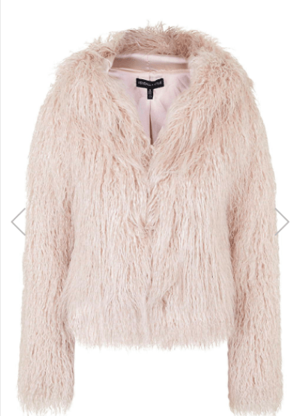 faux fur coat 1