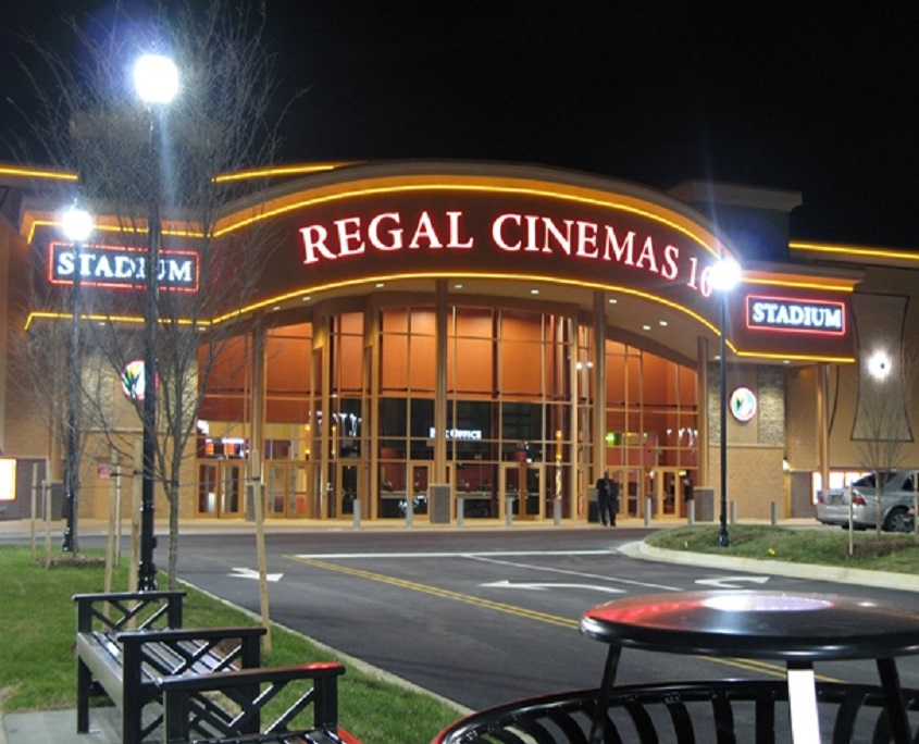 Regal Multiplex Regal Cinemas Westchester Commons 16 Movie Theater