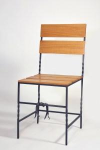 Wrought Iron Garden Chair - Creative iron