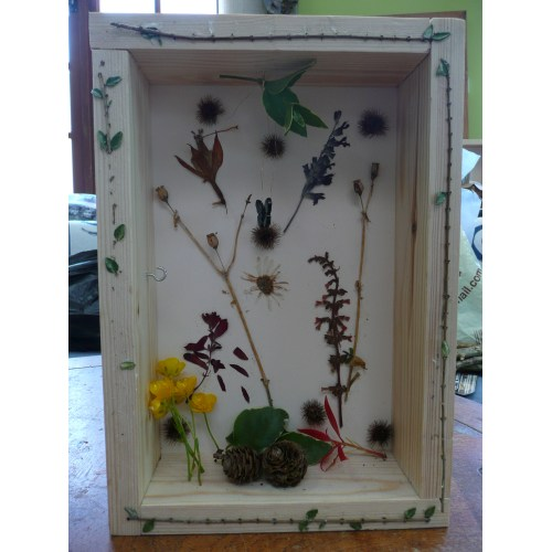 Medium Crop Of How To Make A Shadow Box