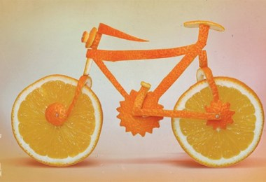 Dan Cretu - Orange Slices 1