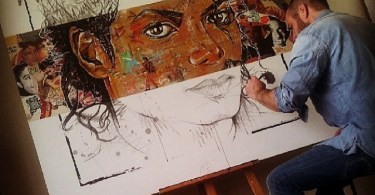 Yann-Painting-Michael-Jackson