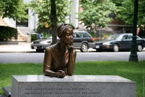 Phillis-Wheatley-Monument