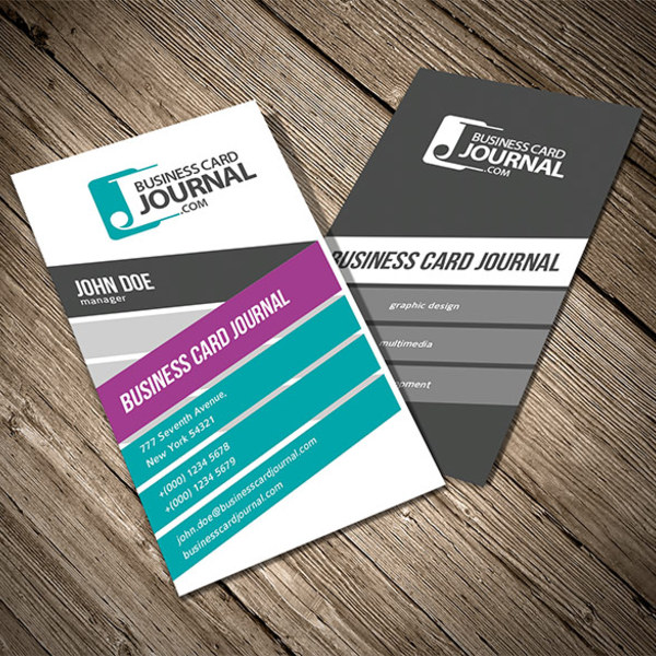 5 Excellent Free Vector Business Card Templates Creative Beacon - template for name cards