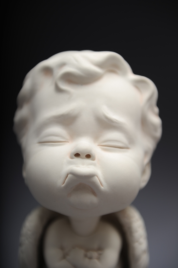 Babies From Baby Boom Hong Kong Artist Johnson Tsang 39;s Grotesque Yet Beautiful