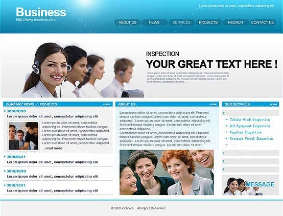 Free business websites templates sample document resumes free business websites templates free business templates 40 beautiful and free business psd website templates creative cheaphphosting Choice Image