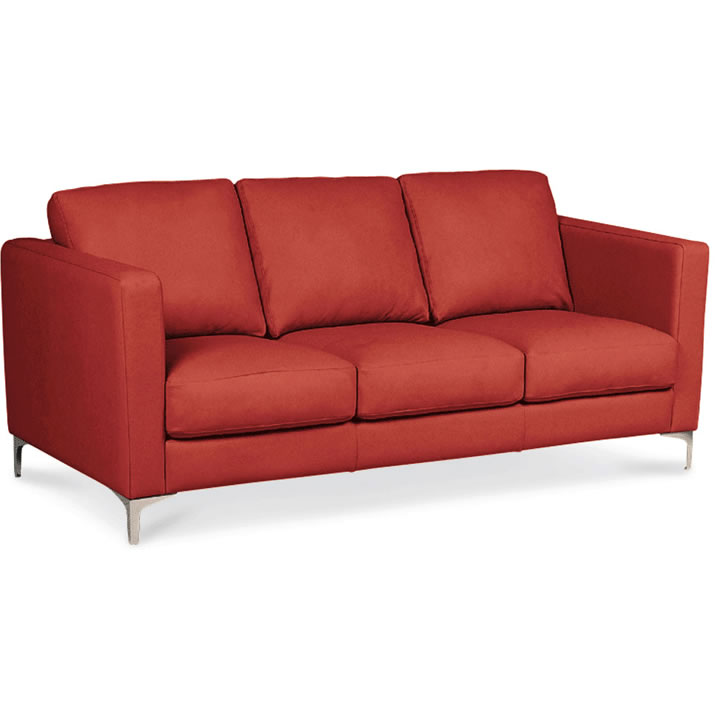 Sectional Sofas By Size Kendall Small Scale Sofa In Three Sizes | Creative Classics