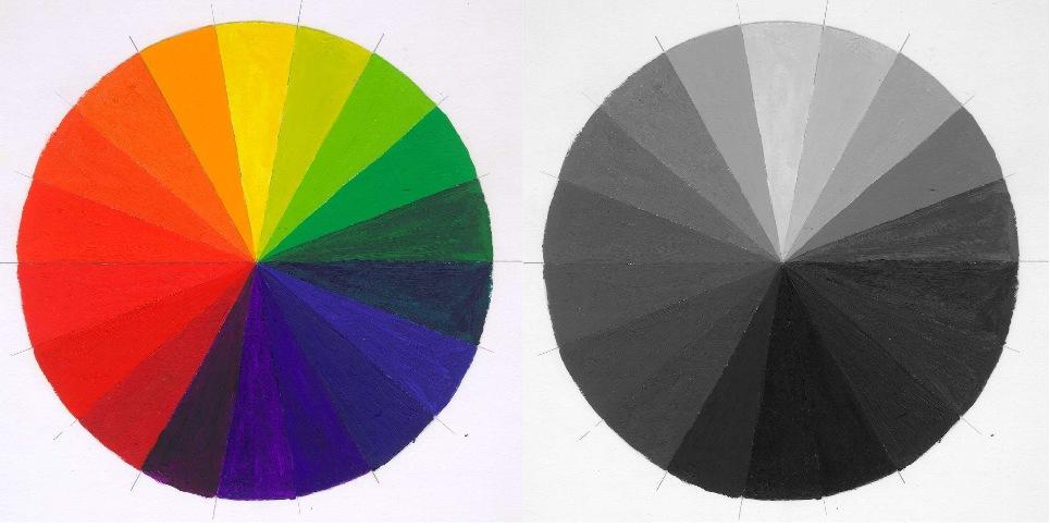 Color as Value Lesson Two Chris Carter Artist