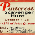 Pinterest Scavenger Hunt: Day 17