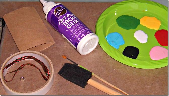 Nutcracker Gift Card Holder CreativeCynchronicity.com Make in under 15 minutes!
