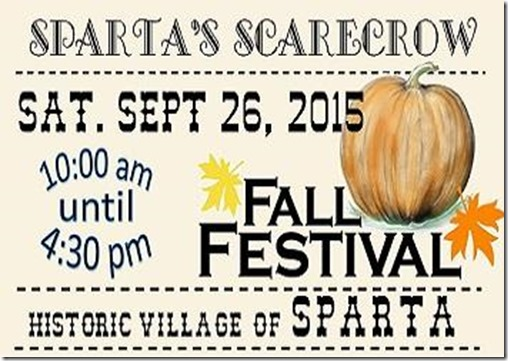 Fall Events London Ontario 2015