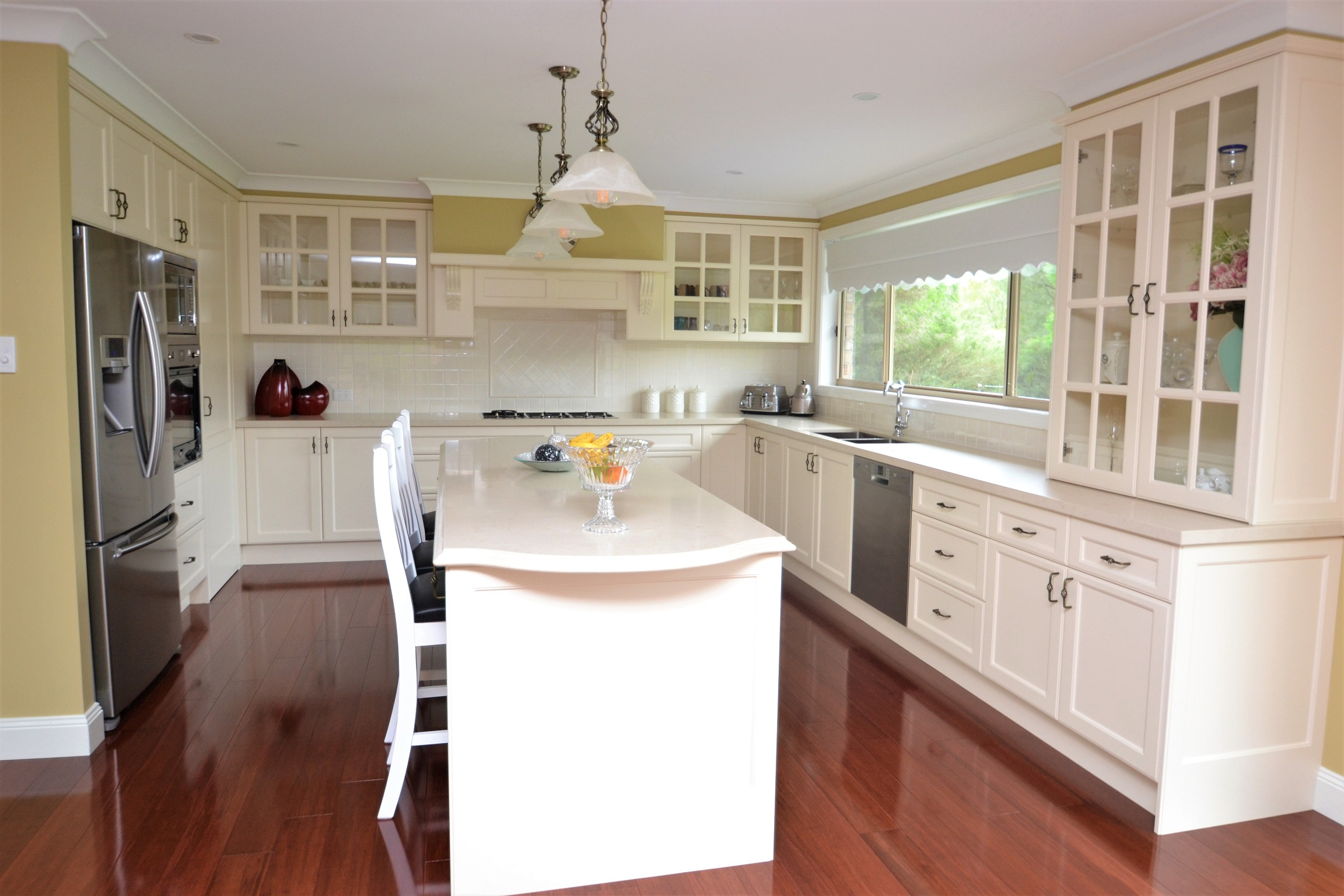 French Provincial Kitchen Island Traditional French Provincial Kitchens Cdk