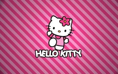 3d Wallpaper Hello Kitty 35 Awesome Hello Kitty Backgrounds Creativefan