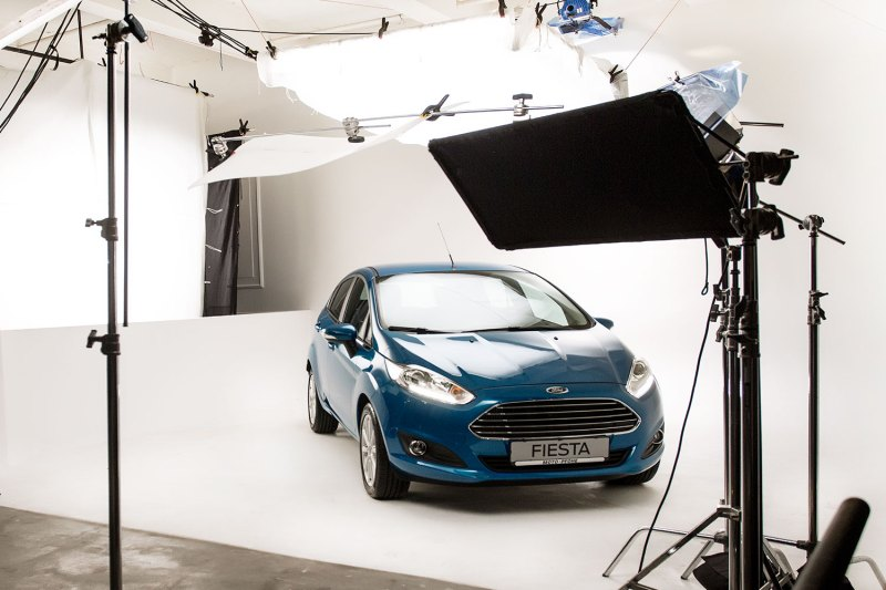 FORD Fiesta-MAKING-OF_ TVC