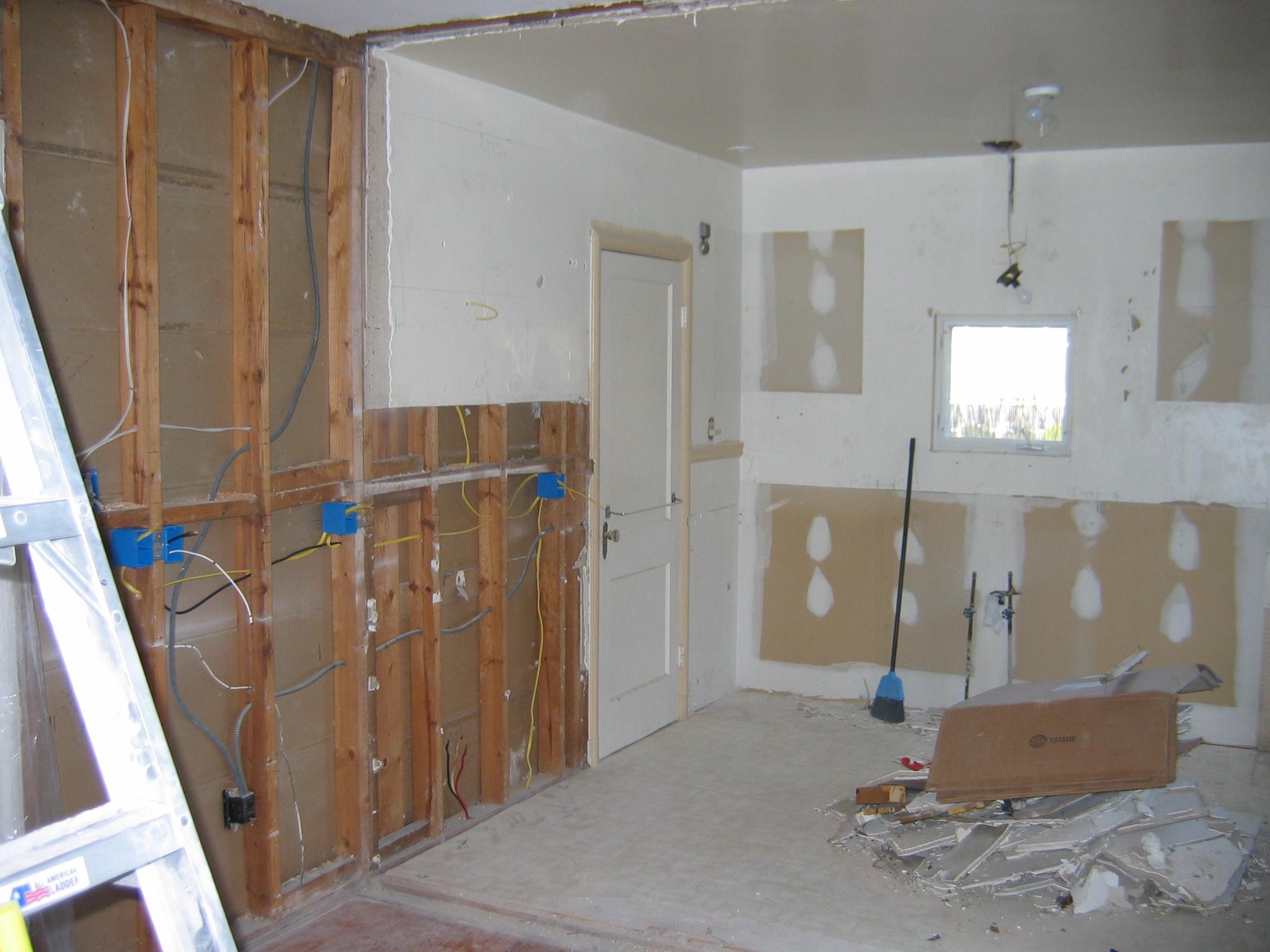 kitchen renovation richmond va kitchen remodel richmond va DURING