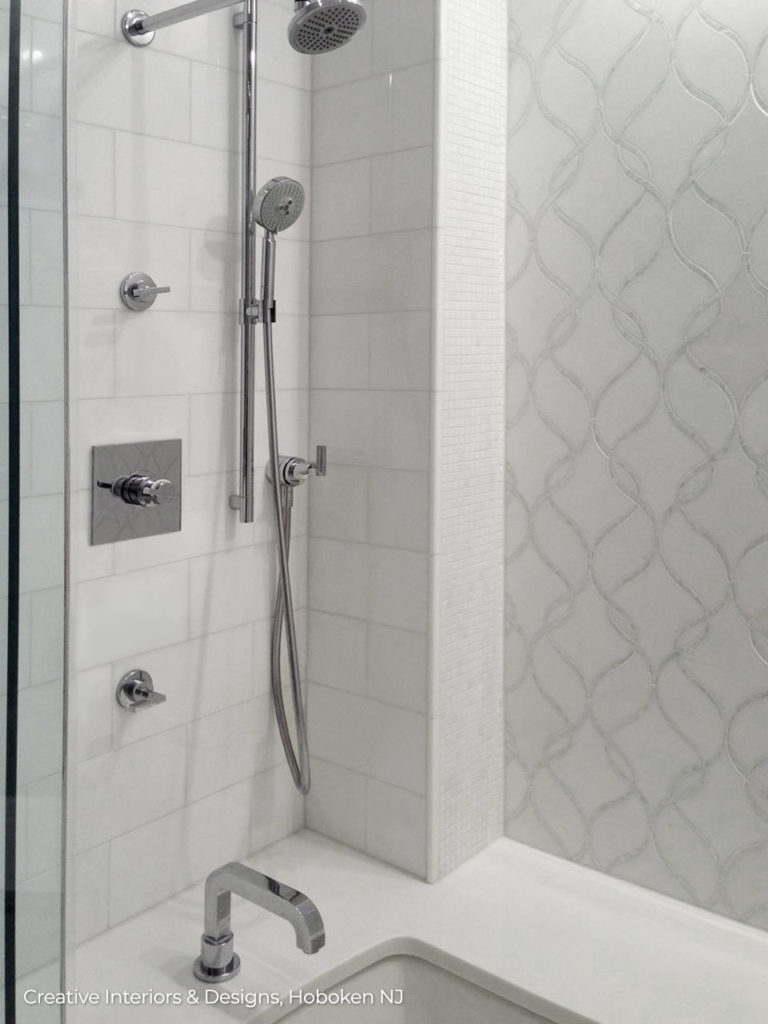 Modern Bathroom Remodel Ideas Creative Interiors Designs Hoboken Nj