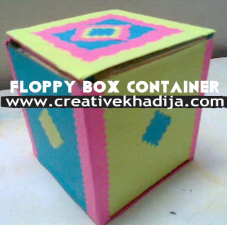 floppy box container organizer ideas