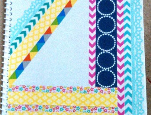 washi tape crafts