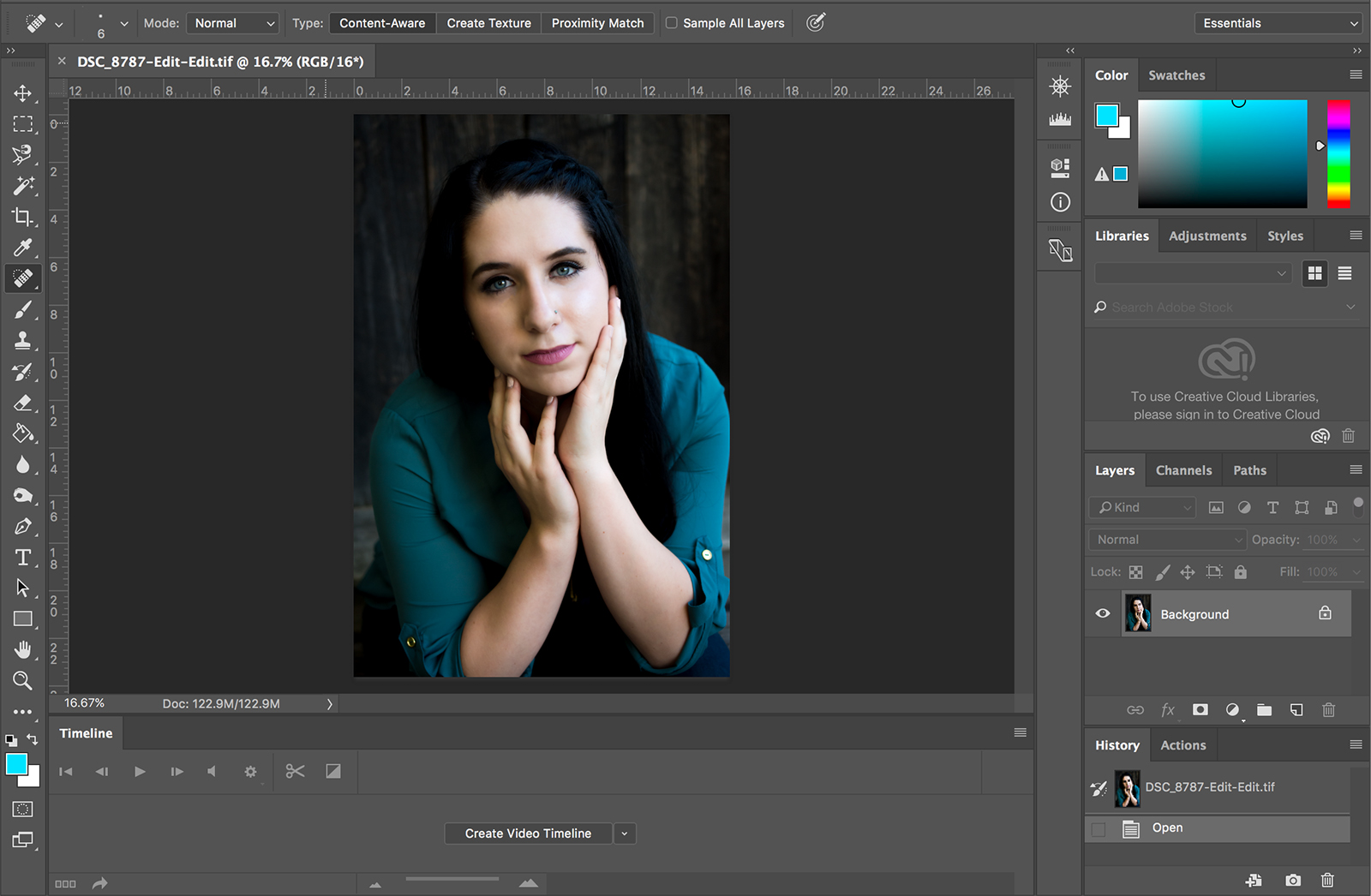 Photoshop 6 Retouching Photos Skin Retouching Lightroom Vs Photoshop